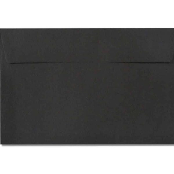 c6 c5 black envelopes 110gsm