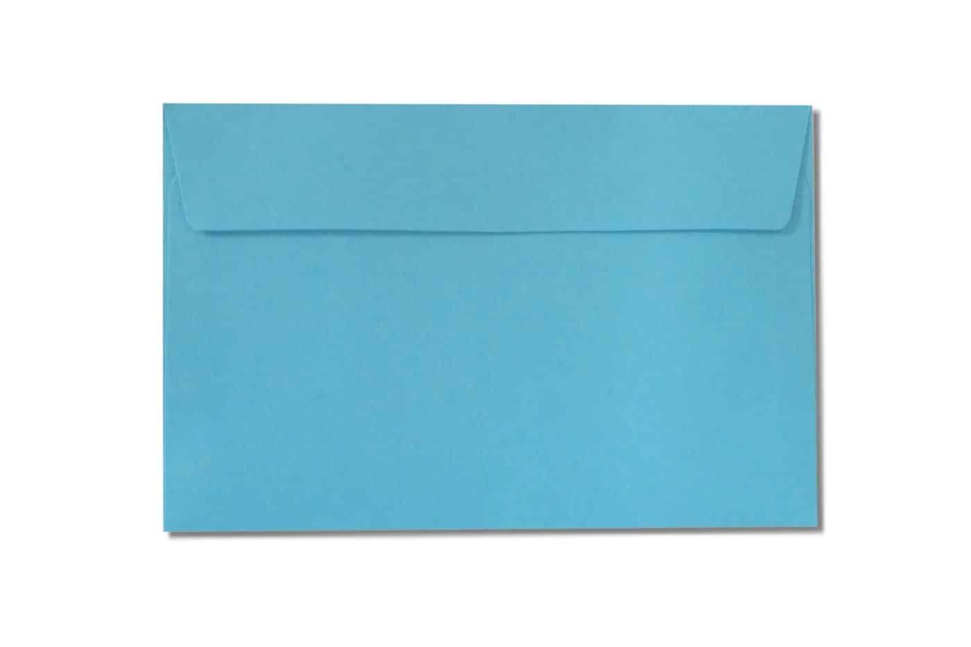 c6 c5 blue envelopes 110gsm
