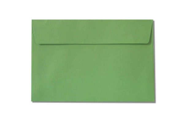 c6 green envelopes 110gsm
