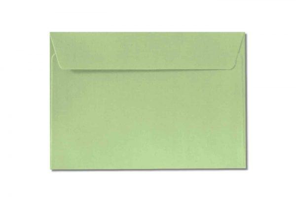c6 metallic green envelopes