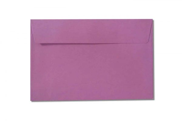 c6 c5 purple envelopes 110gsm