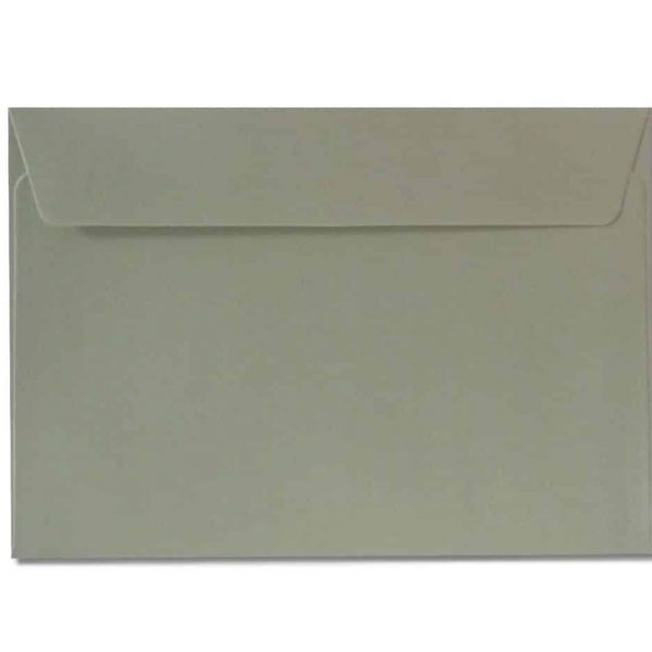 c6 c5 metallic silver envelopes