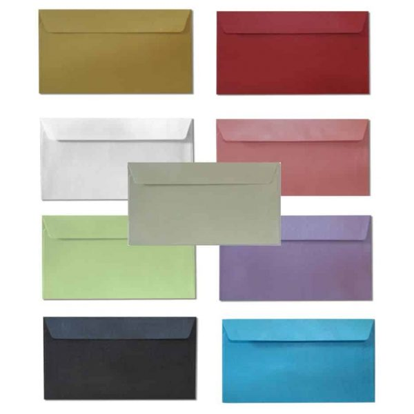 DL metallic envelopes
