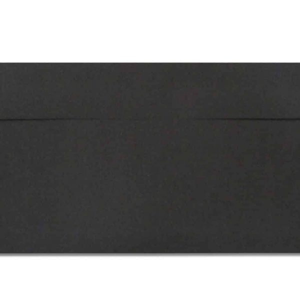 DL BLACK envelopes 120gsm