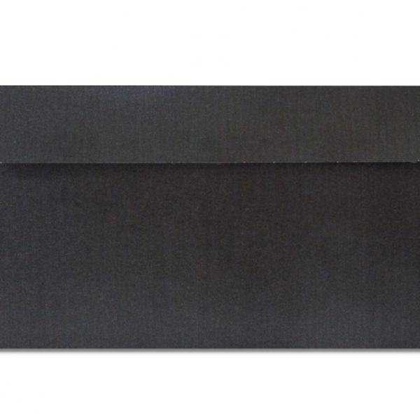 DL metallic envelopes black