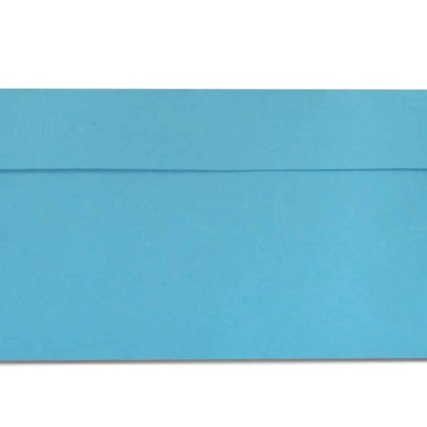DL BLUE envelopes 120gsm