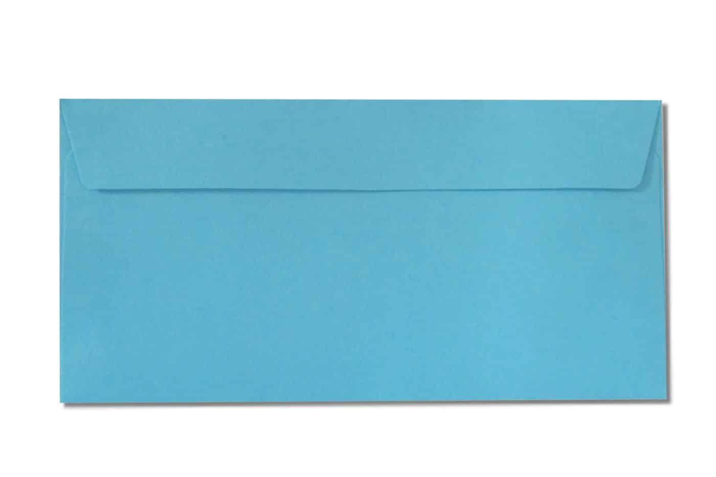 DL BLUE envelopes 120gsm