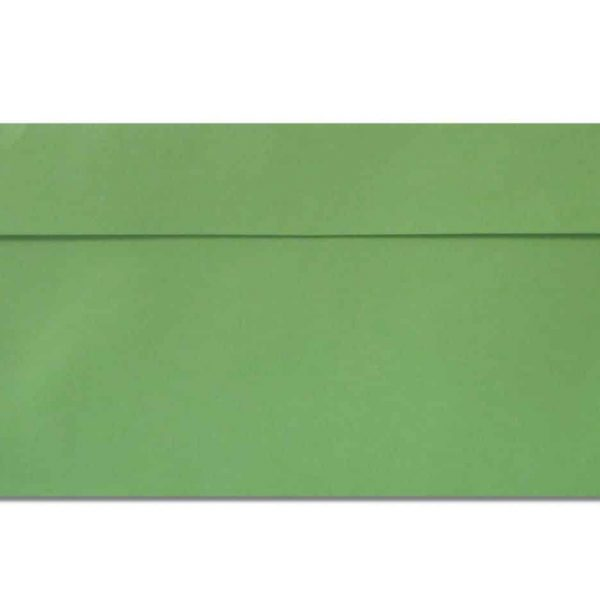 DL GREEN envelopes 120gsm