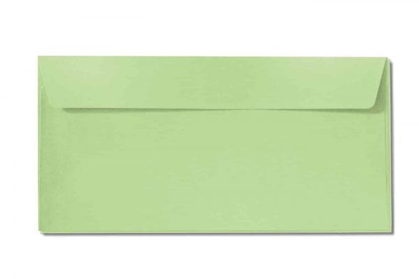 DL metallic envelopes green