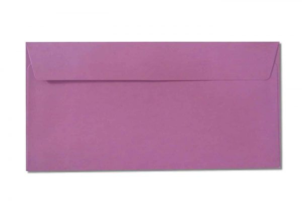 DL PURPLE envelopes 120gsm