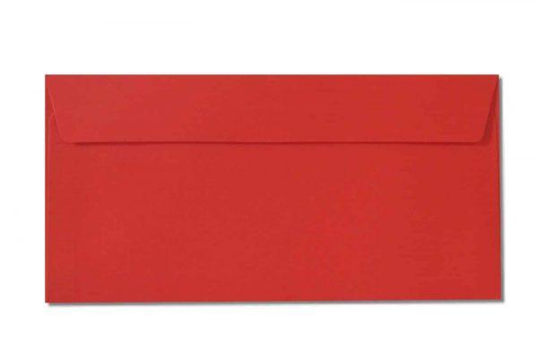 DL RED envelopes 120gsm