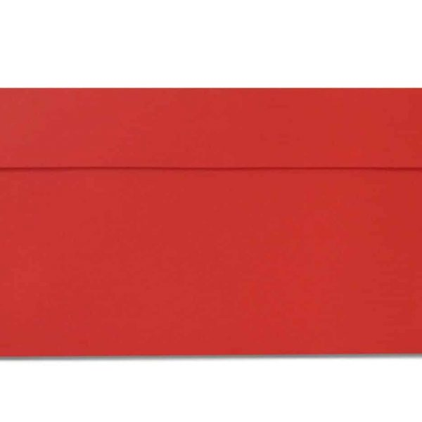 DL RED envelopes 120gsm