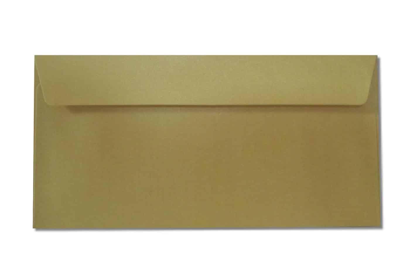 DL metallic envelopes