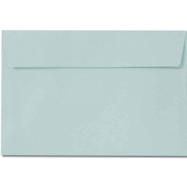 c6 pale blue envelopes 110gsm