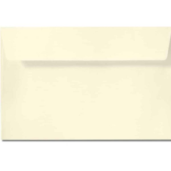 c6 off white cream envelopes 110gsm