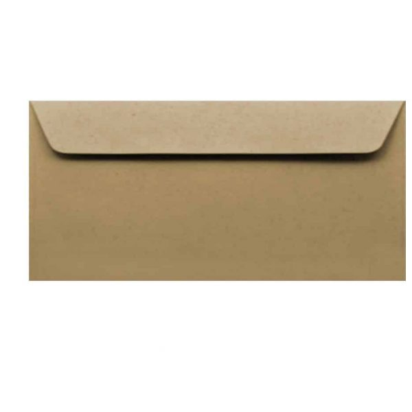 DL KRAFT ENVELOPES