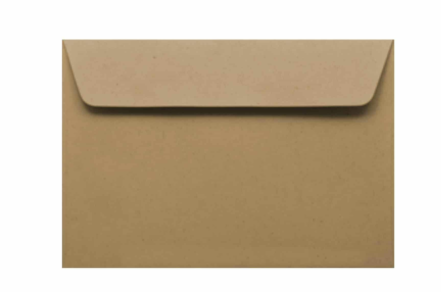 C5 Kraft paper envelopes