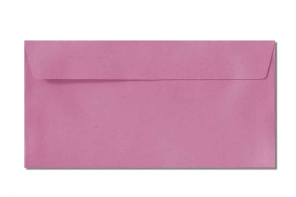 pink C6 Dl envelopes