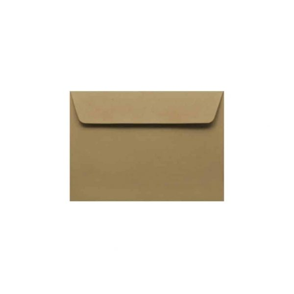 10cm x 6.5cm Kraft paper envelopes